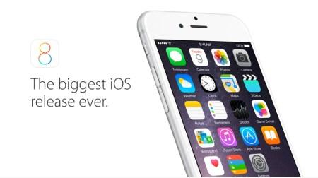 Apple lanza iOS 8.0.2 para solucionar todos los fallos previos