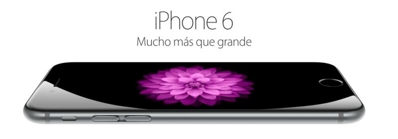 iphone 6 full 800x281 Estos son los nuevos iPhone 6 y iPhone 6 Plus