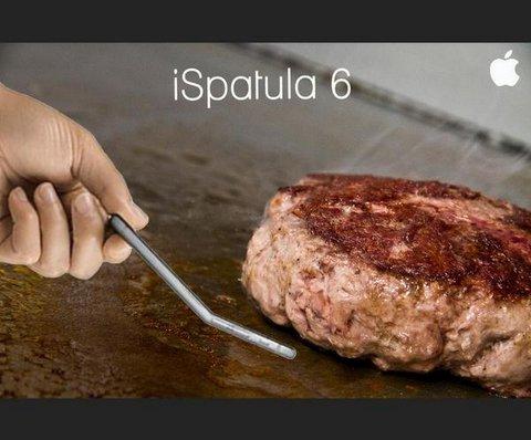 Las mejores críticas y burlas hacia el iPhone 6 #bendgate - ispatula-meme-iphone-6-plus