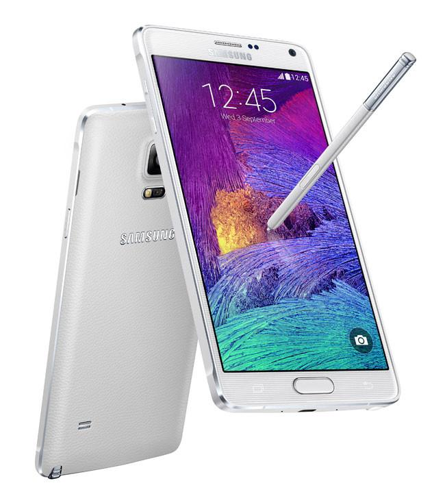 Samsung presenta la nueva Galaxy Note 4 y el Galaxy Note Edge ¡Conócelos! - note-4