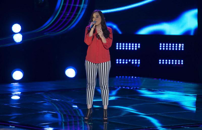 Concluyeron las audiciones de La Voz México 2014 y esto fue lo que pasó - 11-Andrea-Lopez-La-Voz-Mexico-2014
