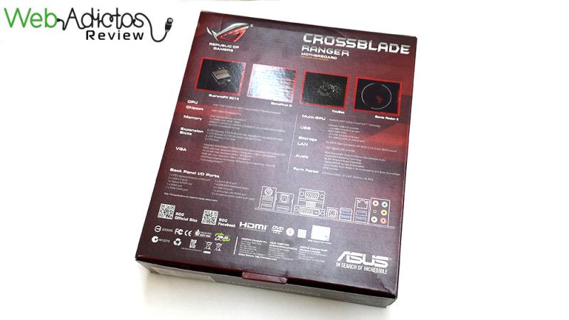 ASUS Crossblade Ranger, primera tarjeta AMD FM2+ ROG [Reseña] - 3-800x450
