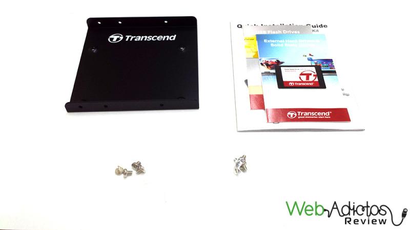 Disco SSD Transcend SSD370 32GB [Reseña] - 42-800x450