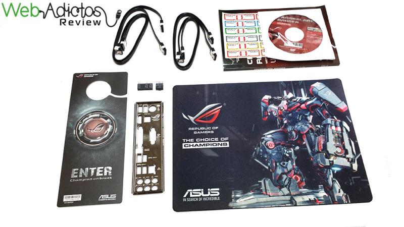ASUS Crossblade Ranger, primera tarjeta AMD FM2+ ROG [Reseña] - 5-800x450