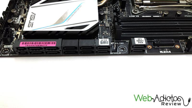 Motherboard ASUS X99 Deluxe [Reseña] - 71-800x450