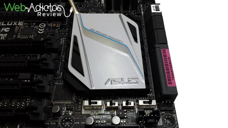 Motherboard ASUS X99 Deluxe [Reseña] - 81-800x450