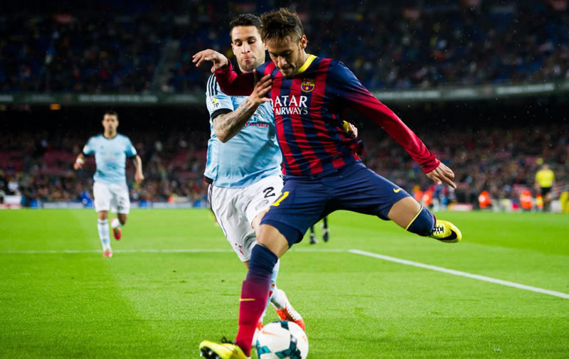 Barcelona vs Celta, Jornada 10 Liga BBVA - Barcelona-vs-Celta-en-vivo-Liga-BBVA-2014-2015