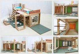 WoodyMac, el set de bloques de construcción de madera con imanes que te encantará - Bloques-WoodyMac-Construcciones