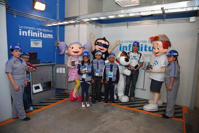 TELMEX inauguró nuevos centros de tecnologías de información para niños - Centro-de-Tecnologia-de-la-informacion-de-Telmex-Kidzania