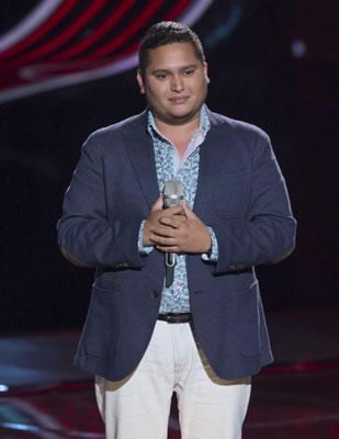 Esto pasó en La Voz México 2014 en su quinta noche de audiciones - Daniel-Kelly-La-Voz-Mexico-2014