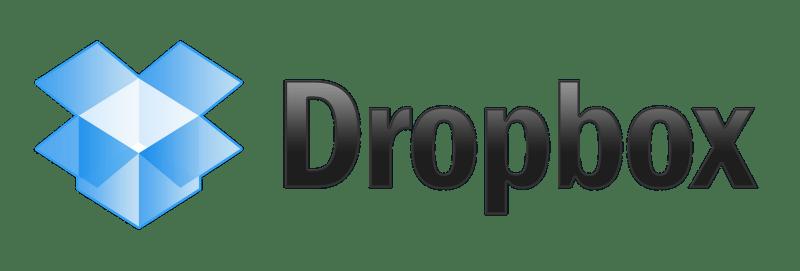 Dropbox: Hacker asegura tener la información de millones de cuentas - Dropbox-Logo-800x271