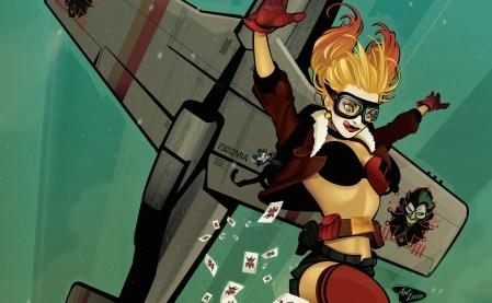 DC lanzará cómic de Harley Quinn con olor a cannabis