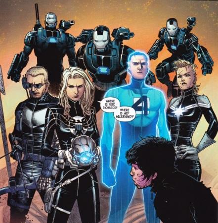 Marvel cancela Fantastic Four en un posible boicot a Fox - Image-441-441x450