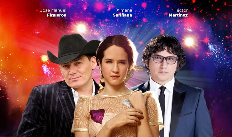 México tiene talento inicia este domingo y puedes verlo en vivo por internet - Jurado-Mexico-Tiene-Talento-en-vivo