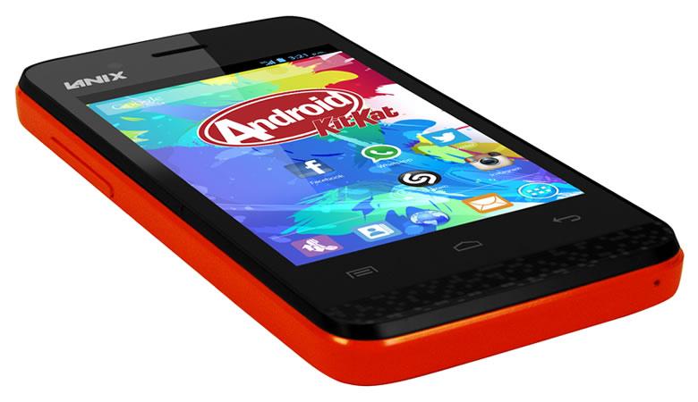 Lanix lanza 4 smartphones con procesadores MediaTek de 2 y 4 núcleos - Lanix-ilium-S106