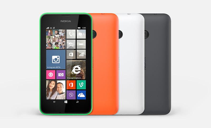 Lanzan promociones para adquirir un Lumia durante el buen fin 2014 - Lumia-530