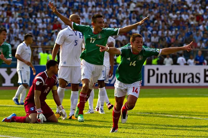 México vs Honduras, Partido Amistoso 2014 - Mexico-vs-Honduras-en-vivo-Amistoso-2014