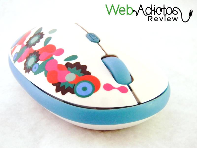 Workmate de Acteck un Mouse inalámbrico con estilo - Mouse-Workmate-de-Acteck-2350