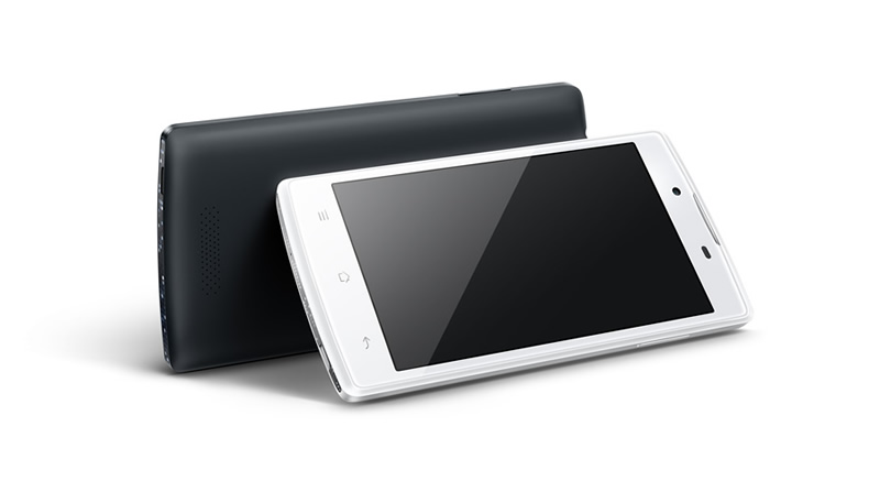 OPPO Find 7, el nuevo smartphone de OPPO que se recarga rápidamente y otros modelos 4G de OPPO presentados en México - OPPO-Neo-5-Mexico