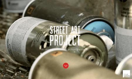 Street Art: Miles de obras de arte urbano en Internet