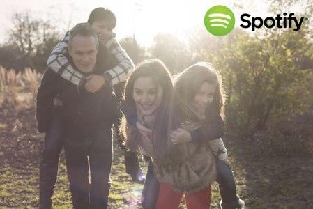 Spotify Family: El nuevo plan de Spotify para familias