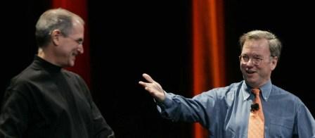 Presidente de Google afirma que Steve Jobs es su héroe