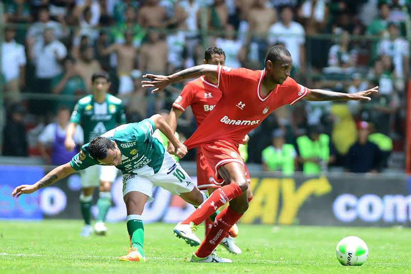 Toluca vs León, en la jornada 14 Apertura 2014 - Toluca-vs-Leon-en-vivo-Apertura-2014