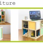 WoodyMac, el set de bloques de construcción de madera con imanes que te encantará - WoodyMac-Furniture