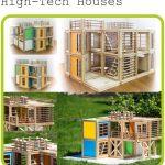 WoodyMac, el set de bloques de construcción de madera con imanes que te encantará - WoodyMac-High-Tech