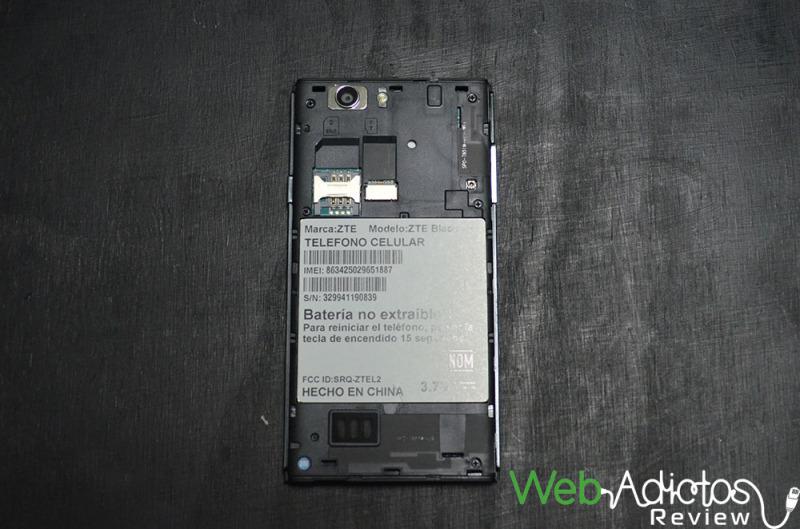 ZTE Blade L2 7 800x529 ZTE Blade L2, un smartphone económico pero con grandes prestaciones [Reseña]