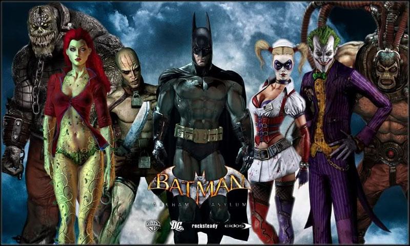 Juegos gratis de PlayStation Plus para el mes de octubre - arkham-asylum