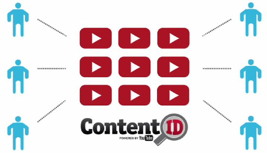 Youtube ha pagado 1 billón de dólares por derechos de autor - content-id