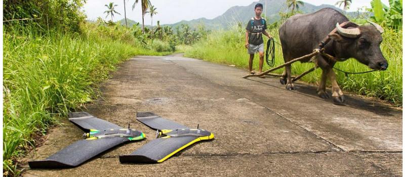 Utilizan Drones para ayudar a combatir la Malaria en África - drones-en-africa