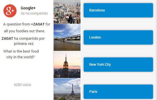 Google plus ahora nos permitirá hacer encuestas - encuestas-google-plus