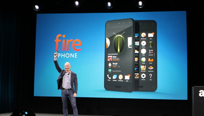 Explicando el estrepitoso fracaso del Fire Phone de Amazon - fire-phone-jeff-bezos