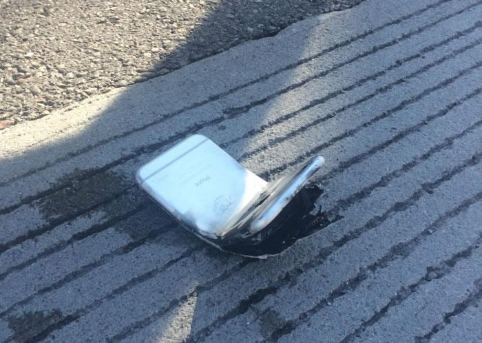 Explota iPhone 6 en el bolsillo y deja quemadura de segundo grado - iPhone-6-explota-y-se-incendia