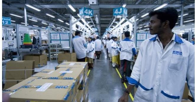 Cerrará planta de Nokia en la India - nokia-en-india