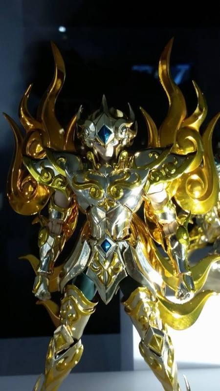 ¡Caballeros del Zodiaco regresan con Saint Seiya: Soul of Gold! - saint-seiya-soul-of-gold-1-450x800
