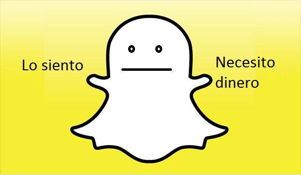 Snapchat comenzará a mostrar publicidad este fin de semana - snapchat
