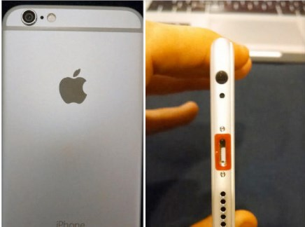 Supuesto prototipo de iPhone 6 se pone en subasta en eBay - subastan-iphone-6