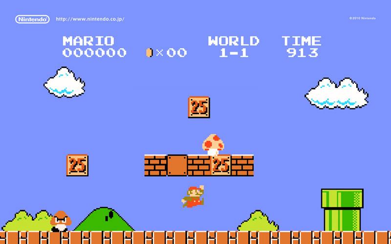 Top 10 de los mejores juegos de NES - super-mario-bros
