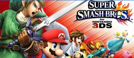 """Super Smash Bros para Nintendo 3DS """"levanta"""" en ventas a Nintendo"""