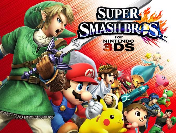 """Super Smash Bros para Nintendo 3DS """"levanta"""" en ventas a Nintendo - super-smash-bros-para-3ds"""