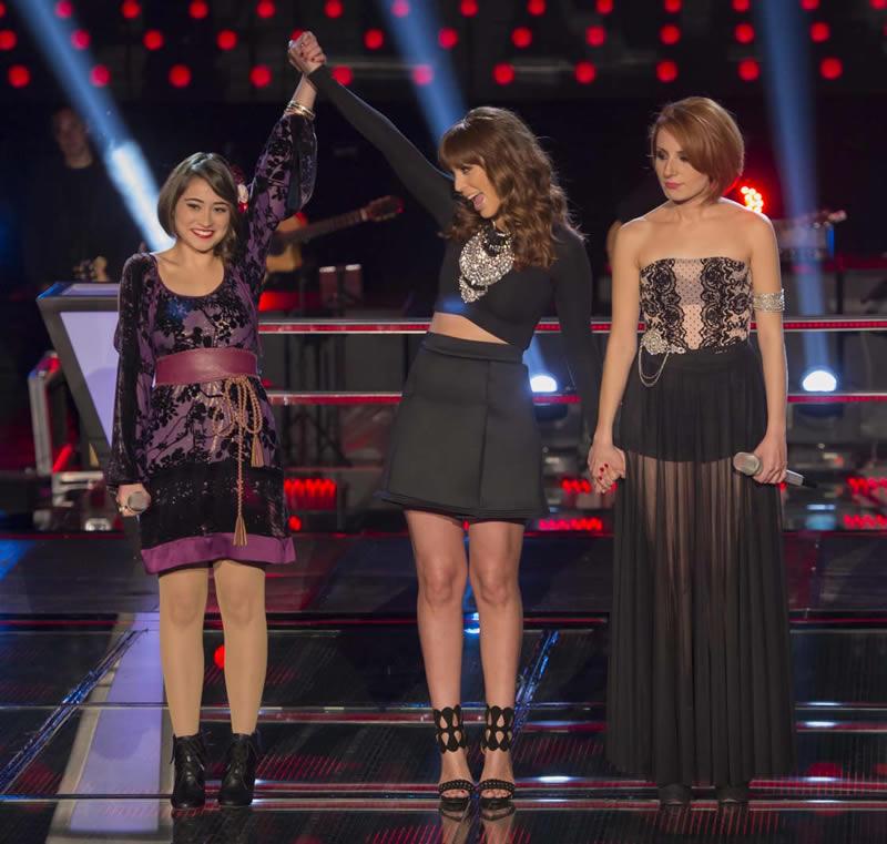 Las batallas de La Voz México 2014 concluyeron - 8-Karem-y-Diana-Alvort-La-Voz-Mexico-2014