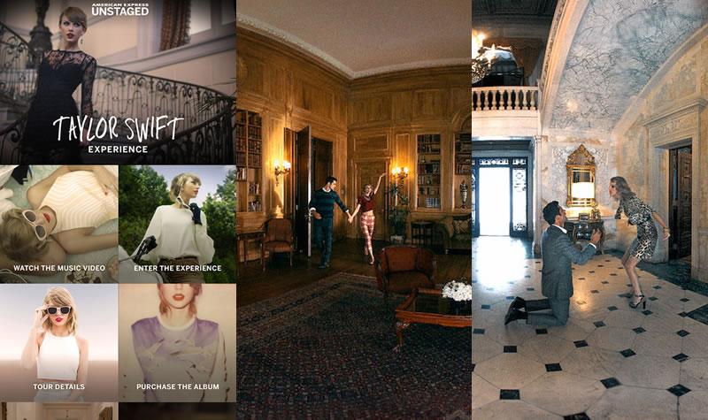 Conoce la nueva app de Taylor Swift y American Express - American-Express-Taylor-Swift