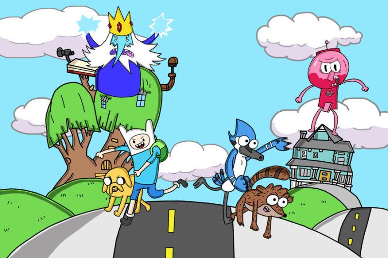 Un show más, Hora de aventura y otras series de Cartoon Network llegarán a Netflix - Cartoon-Network-800x533