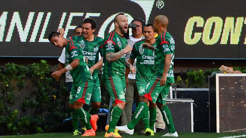 Chiapas vs Querétaro, Jornada 17 del Torneo Apertura 2014 - Chiapas-vs-Queretaro-en-vivo-Apertura-2014