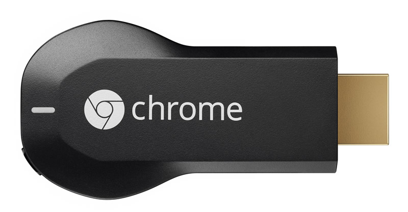 Google Chromecast llega México a partir del 6 de Noviembre - Chromecast-de-Google-en-Mexico