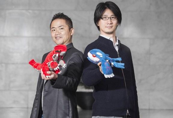Junichi Masuda explica lo que ha sido crear Pokémon - Creador-de-Pokemon