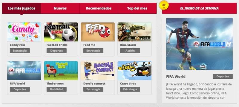 Lanzan Playsimo, una plataforma de juegos online gratis - Juegos-gratis-Playsimo